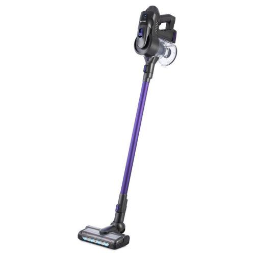 Вертикальный пылесос Kitfort KT-543 фиолетовый фиолетового цвета