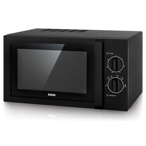 Микроволновая печь BBK 23MWS-822M/B чёрный черного цвета