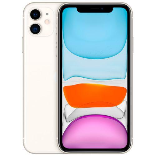 Смартфон Apple iPhone 11 128GB белый фото