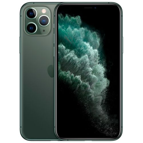Смартфон Apple iPhone 11 Pro 256GB тёмно-зелёный фото