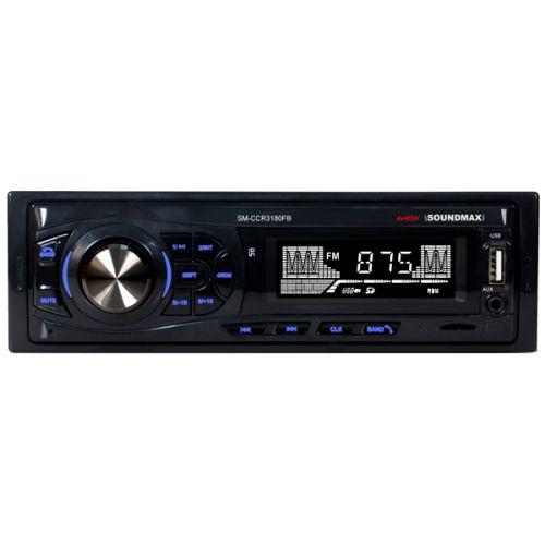 Автомобильная магнитола Soundmax SM-CCR3180FB