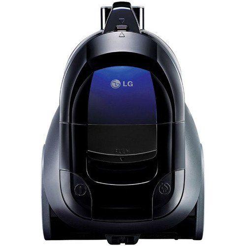 Пылесос с контейнером для пыли LG VK69662N черный/синий фото