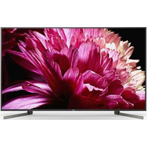 Телевизор Sony KD-85XG9505 чёрный фото
