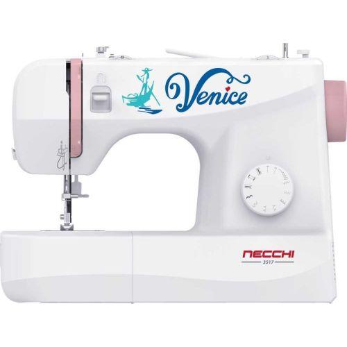 Швейная машина Necchi 3517 белый белого цвета