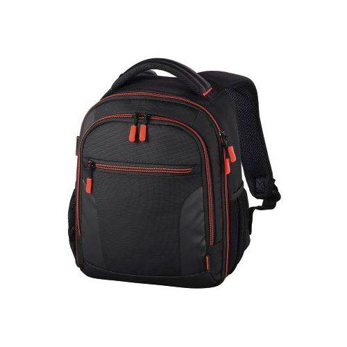 Рюкзак для фотоаппарата HAMA Miami 150 чёрный/красный цвет чёрный/красный