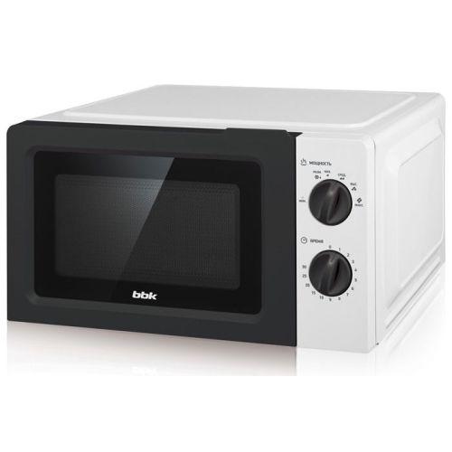 Микроволновая печь BBK 17MWS-783M/W белый белого цвета