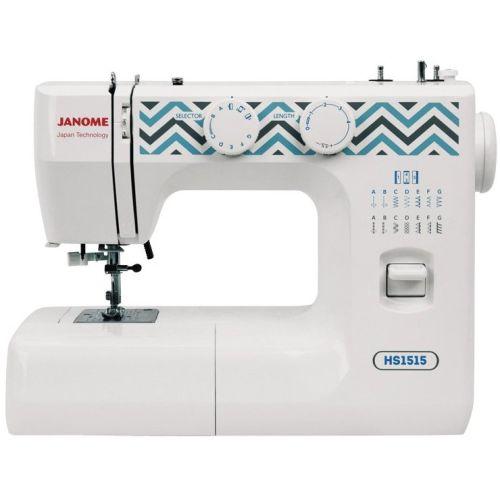 Швейная машина Janome HS1515 фото