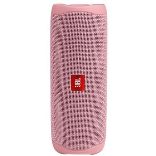 Портативная колонка JBL Flip 5 розовый розового цвета