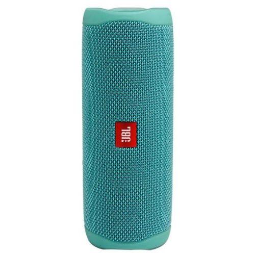 Портативная колонка JBL Flip 5 сине-зелёный фото