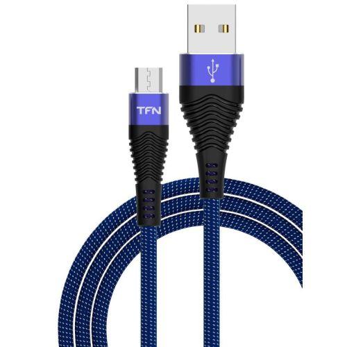 Кабель USB TFN Micro USB 3A 1.0m фото