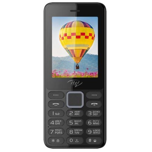 Мобильный телефон Itel IT5022 чёрный фото