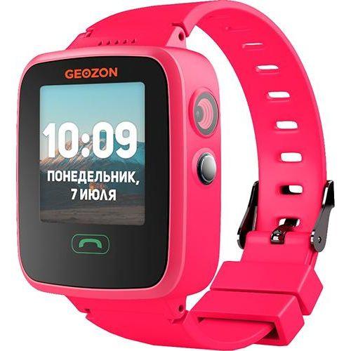 Смарт часы Geozon AQUA pink розового цвета