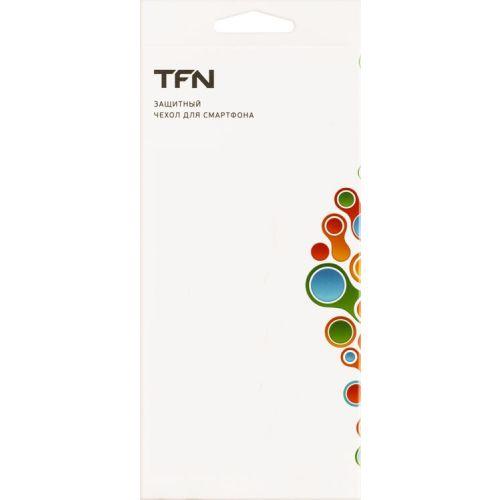 Чехол TFN для iPhone 8+/7+ Fluro black (TFN-RS-07-007FLBK) фото