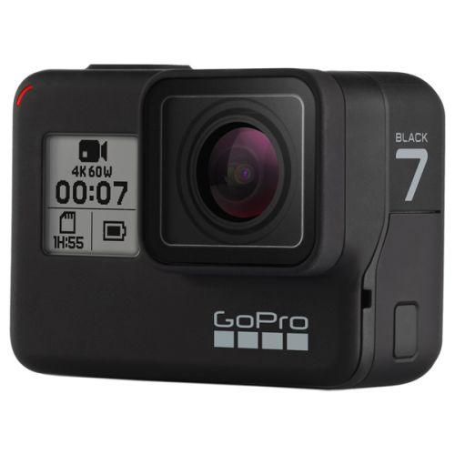 Экшн-камера GoPro HERO7 (CHDHX-701) чёрный черного цвета