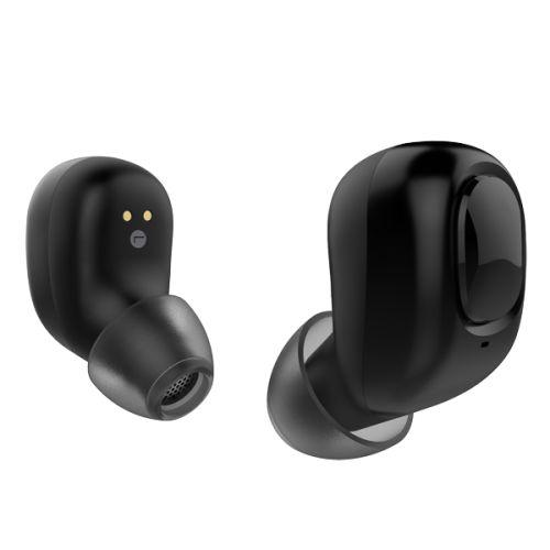 Беспроводные наушники Elari EarDrops черный фото