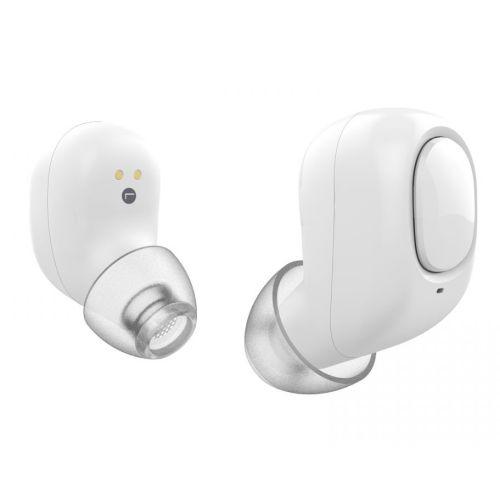 Беспроводные наушники Elari EarDrops белый фото