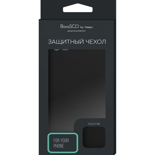 Чехол Vespa Mate Xiaomi Redmi Note 8 Pro черный фото