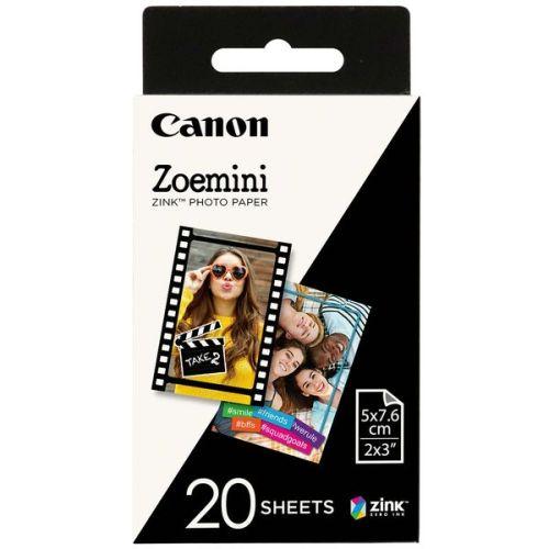 Картридж для фотоаппарата Canon для Zoemini  ZP-2030 20 SHEETS EXP HB