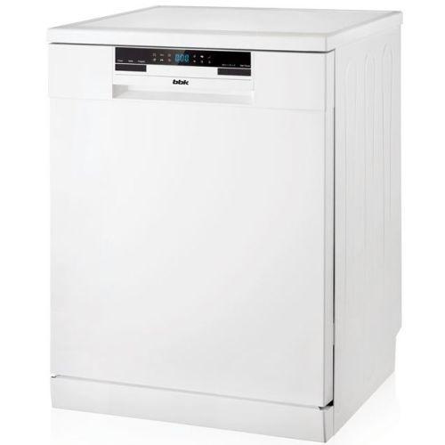 Посудомоечная машина BBK 60-DW115D белый белого цвета