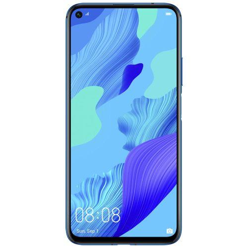 Смартфон Huawei Nova 5T синий фото