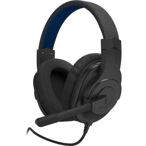 Компьютерная гарнитура HAMA uRage SoundZ 100 чёрный черного цвета
