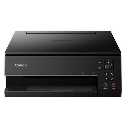 МФУ струйное Canon TS6340 чёрный черного цвета