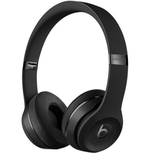 Беспроводные наушники Beats Solo3 Wireless чёрный черного цвета