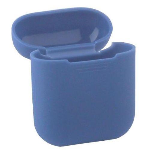Чехол Vespa AirPods тёмно-синий фото