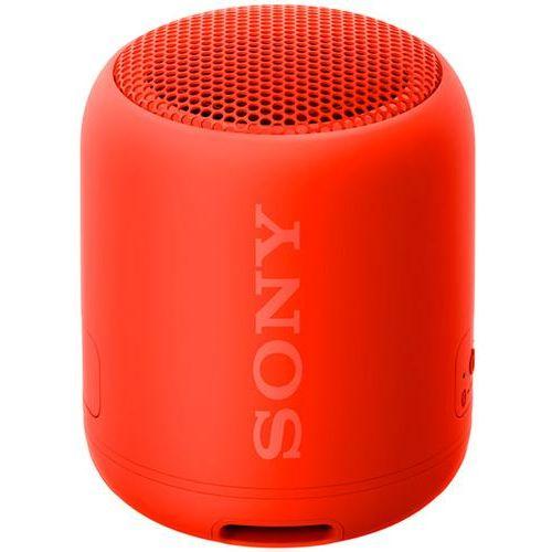 Портативная колонка Sony SRS-XB12 красный красного цвета