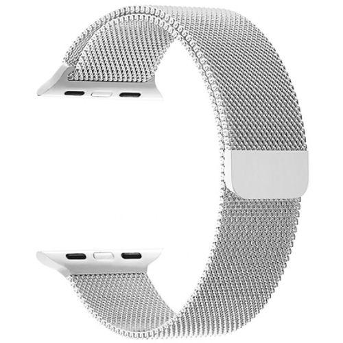 Ремешок для смарт часов Lyambda DS-APM02/2-44-SL серый фото