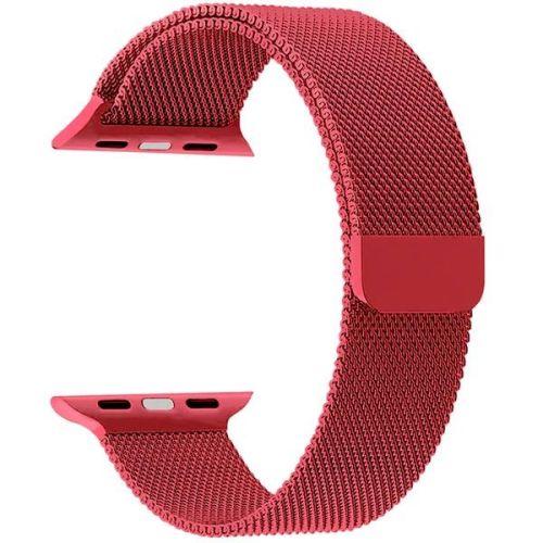 Ремешок для смарт часов Lyambda DS-APM02-40-GS красный фото