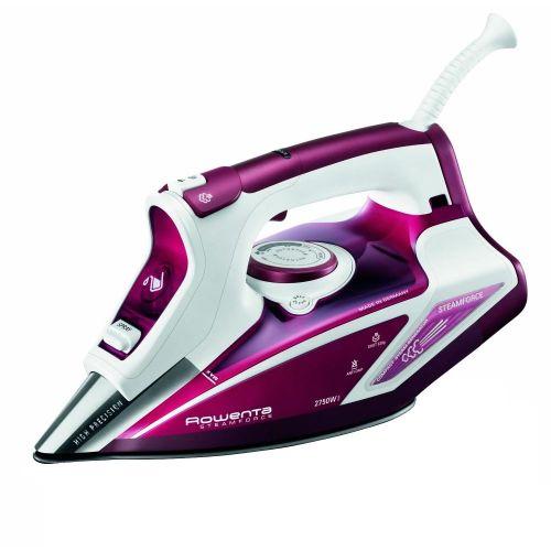 Утюг Rowenta DW 9230 белый/фиолетовый цвет белый/фиолетовый