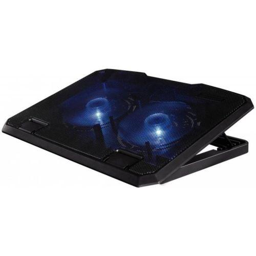 Охлаждающая подставка для ноутбука HAMA H-53065 чёрный черного цвета