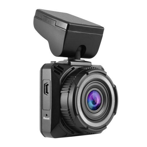 Автомобильный видеорегистратор Navitel R600 GPS чёрный черного цвета