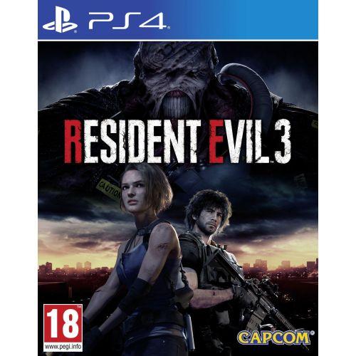 Игра для Sony PS4 Resident Evil 3, русские субтитры фото