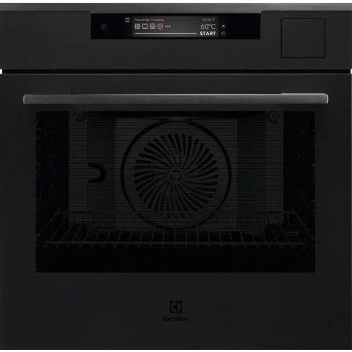 Электрический духовой шкаф Electrolux KOAAS31WT черный матовый цвет черный матовый