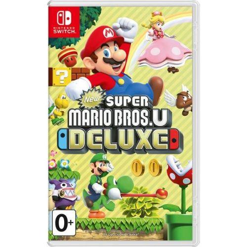 Игра для Nintendo Switch New Super Mario Bros. U Deluxe, русская версия фото