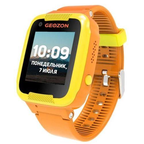 Смарт-часы Geozon AIR orange оранжевого цвета
