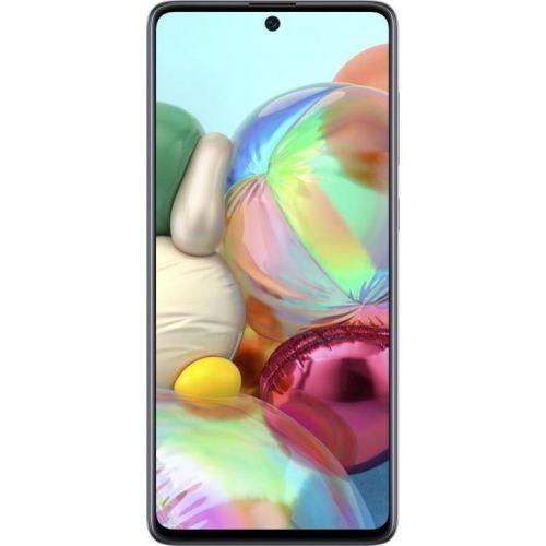 Смартфон Samsung Galaxy A71 6/128GB silver фото
