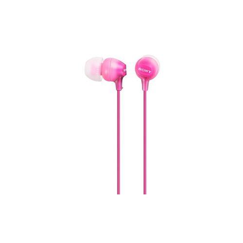 Проводные наушники Sony MDR-EX15LP розовый розового цвета