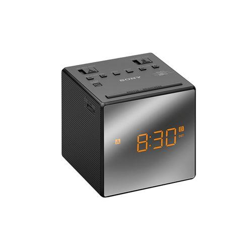Радиоприемник с часами Sony