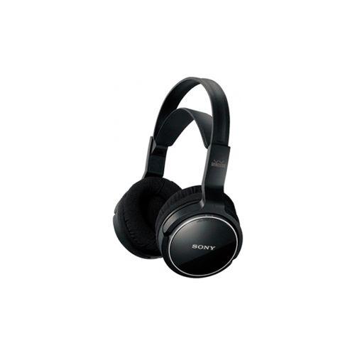 Беспроводные наушники Sony MDR-RF811RK черный черного цвета