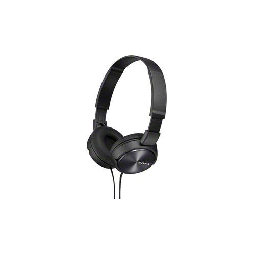Проводные наушники Sony MDR-ZX310 чёрный черного цвета