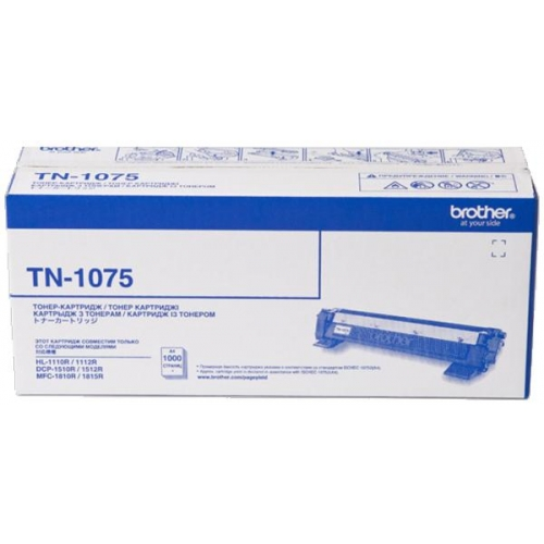 Картридж для лазерного принтера Brother DCP-1510R/HL-1110R TN-TN1075