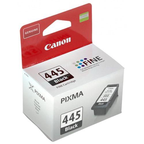 Картридж для струйного принтера Canon PG-445 EMB чёрный фото