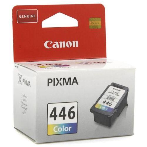 Картридж для струйного принтера Canon CL-446 EMB многоцветный фото