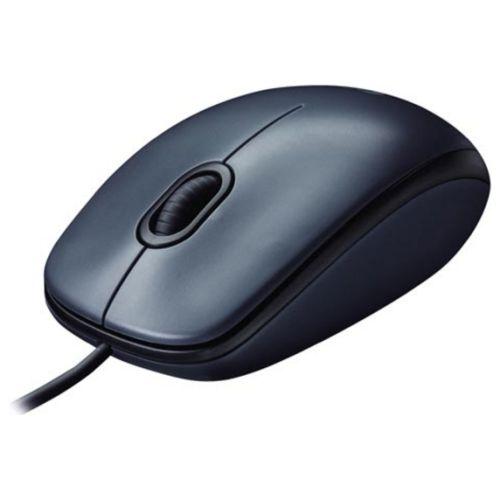 Купить со скидкой Мышь проводная Logitech