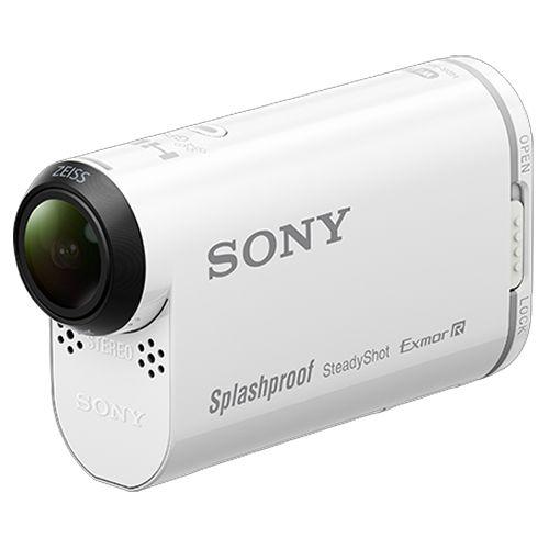 Экшн-камера Sony HDR-AS200V белый белого цвета