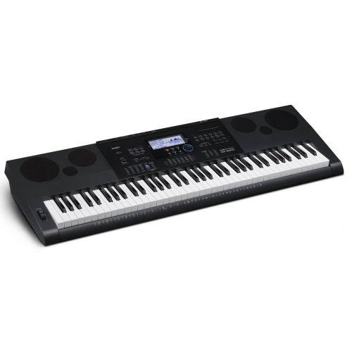 Синтезатор Casio WK-6600 черный фото