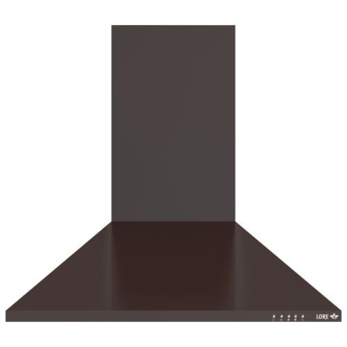Вытяжка Lore DNLT 600 BR коричневый фото